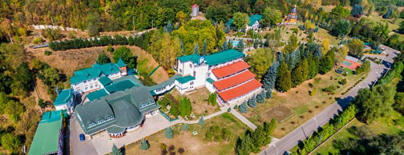 Санаторий Вилла Арнест. Кисловодск